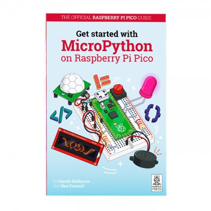 Official Get Started with MicroPython on Raspberry Pi Pico (Most Updated)