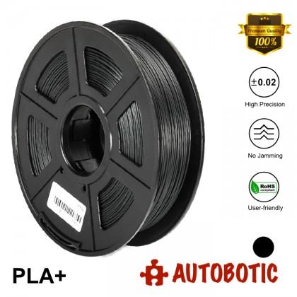 3D Printer 1.75mm PLA+ Filament 1KG (Black) [READY STOCK]