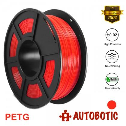 3D Printer 1.75mm PETG Filament 1KG (Red) [READY STOCK]