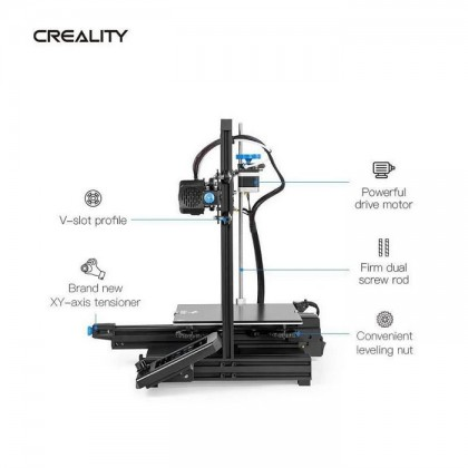 Creality Ender 3 V2 3D Printer (Ready Assembled) - Self Collect Only
