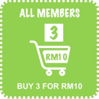Buy 3 for RM10