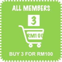 Buy 3 for RM100