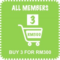 Buy 3 for RM300