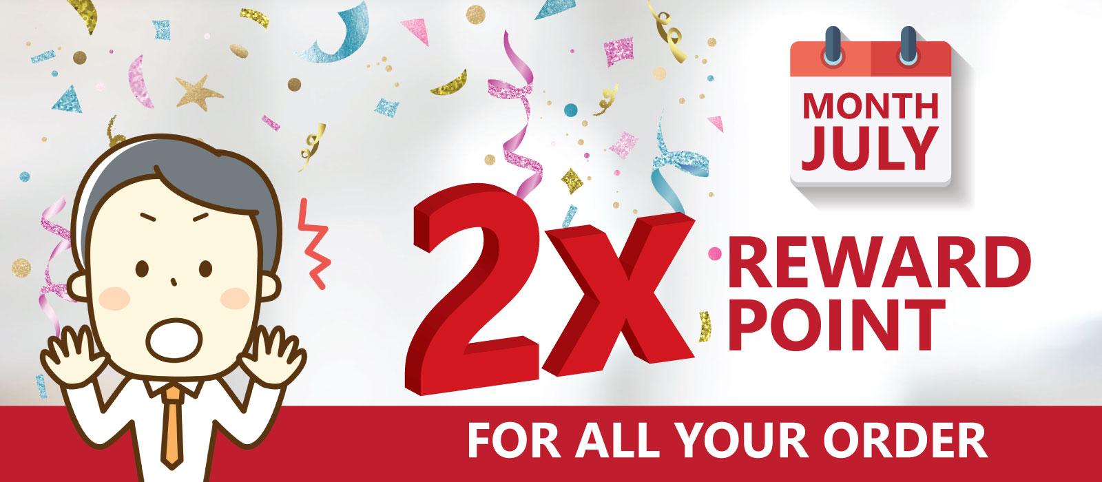 2X-REWARD-POINT