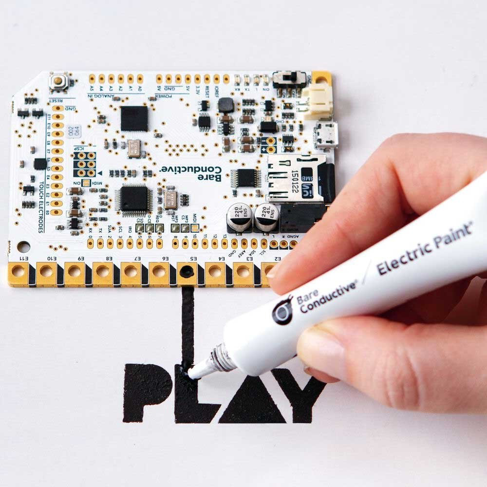 ★ BARE CONDUCTIVE PRODUCT