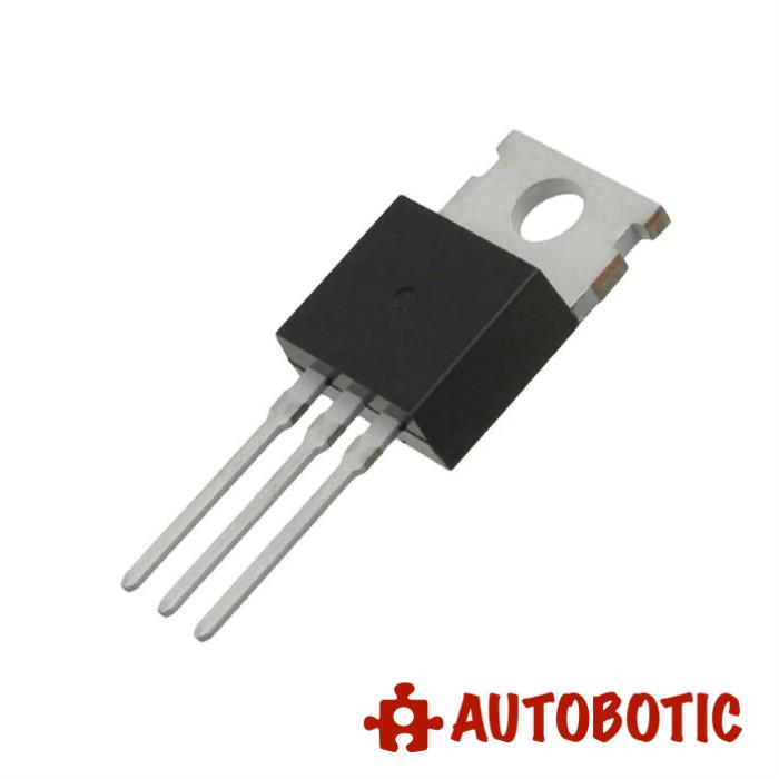 Transistor irfz44n npn