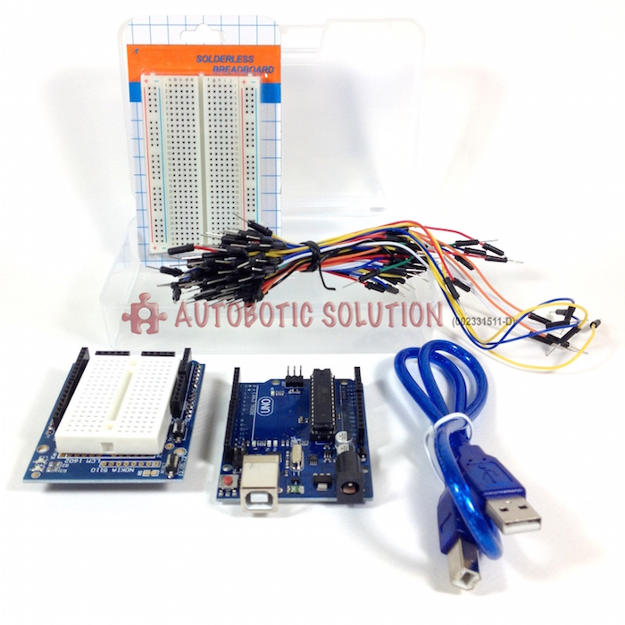Arduino compatible accessory c starter kit
