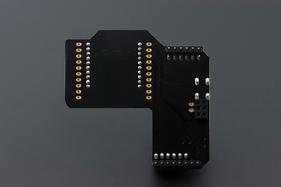Xbee shield for arduino end pm