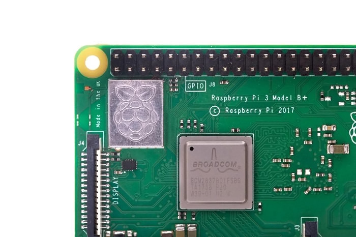 Raspberry Pi 3 Model B+ (1 Yr Warranty)