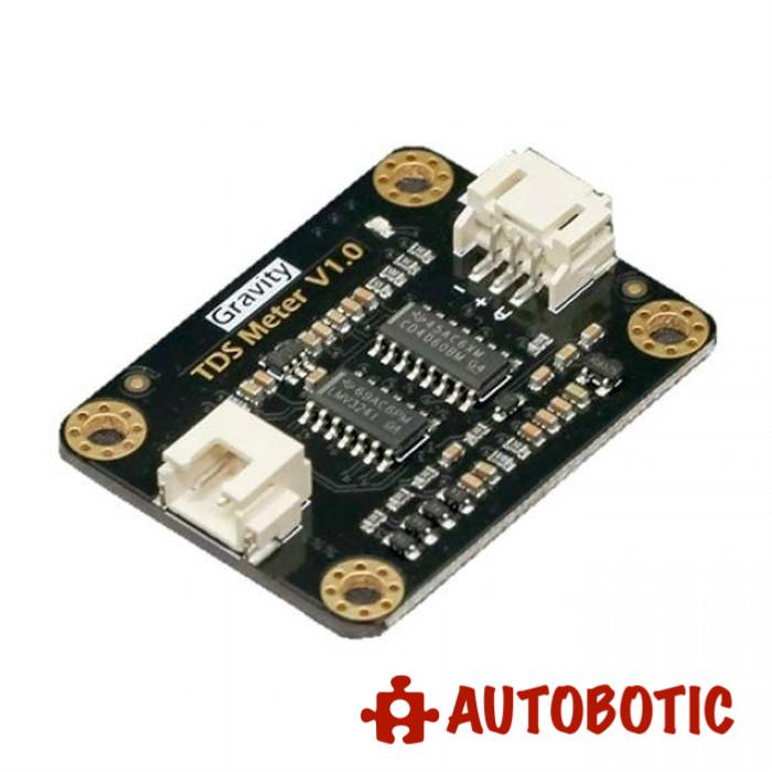 Gravity: Analog TDS Sensor/Meter for Arduino