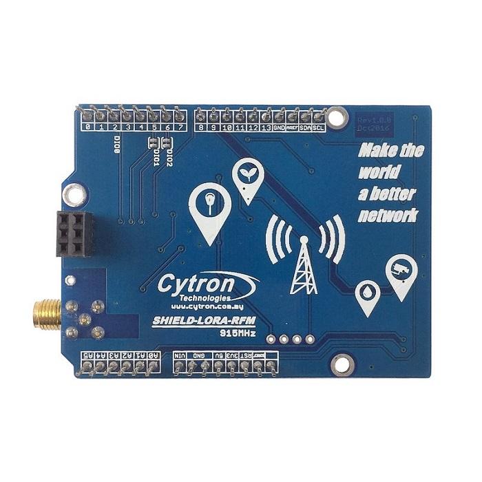 Cytron LoRa-RFM Shield *PRE-ORDER*