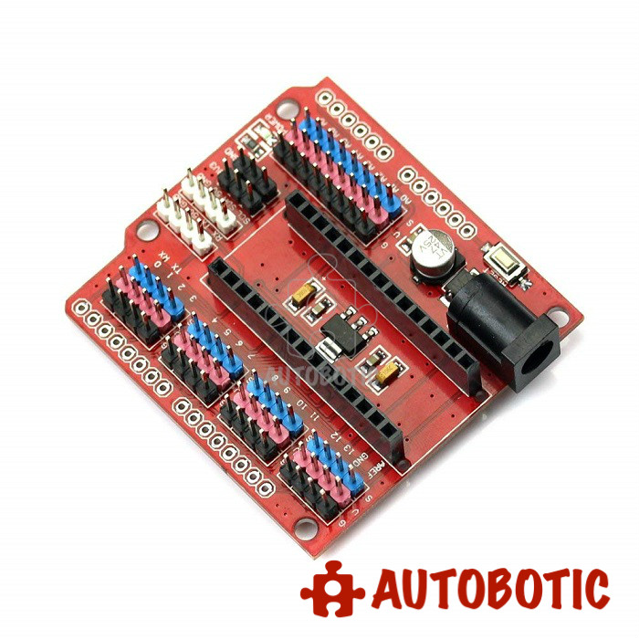 I/O Expansion Shield For Arduino UNO / Nano