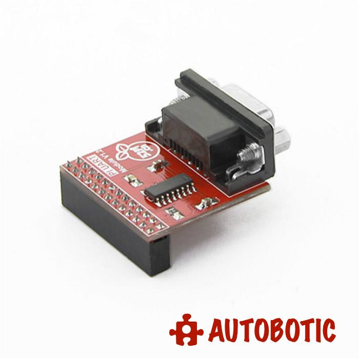 Raspberry Pi GPIO to Serial port